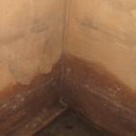 Uncoated Cistern Corner