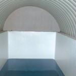 Inside Cistern