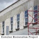 Exterior Restoration Project